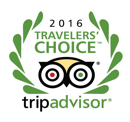 TripAdvisor Traveller's Choice 2016