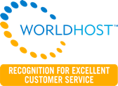 Worldhost Recognition of Excellent Customer Service